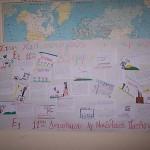 Δουλεύοντας με τα παιδιά για τους Χαλυβουργούς και την απεργία τους (της Ντίνας Ρέππα)