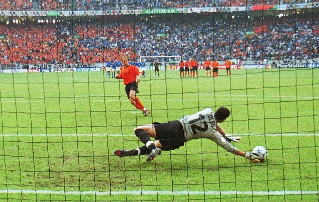 EM EURO 2000 Halbfinale ITA - HOL n.E. 3:1
