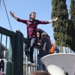 Μαζική και μαχητική συγκέντρωση στο υπουργείο παιδείας, συγκεντρώσεις σε Θεσσαλονίκη, Ηράκλειο και πολλές πόλεις: Φωτορεπορτάζ, βίντεο και δήλωση των εκπροσώπων των Παρεμβάσεων σε ΔΟΕ και ΟΛΜΕ