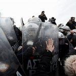 Φωτορεπορτάζ από το συλλαλητήριο της 11ης Γενάρη
