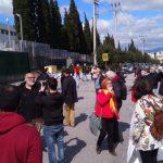 Κινητοποιήσεις 16ης Απρίλη ενάντια στο πολυνομοσχέδιο για την εκπαίδευση (Φωτορεπορτάζ και βίντεο)