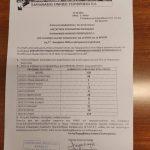 Ακυρώσαμε στην πράξη τις  ηλεκτρονικές «εκλογές» για τα υπηρεσιακά συμβούλια                  Αποσύρθηκαν όλα τα ψηφοδέλτια, όλων των παρατάξεων       Το «αποφασίζομεν και διατάσσομεν» της Κεραμέως έπεσε στο κενό   Σύσσωμο το σώμα της εκπαίδευσης  της  γυρνά την πλάτη ξανά